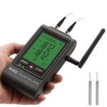 R90-DR-W 2-channel PT100 WiFi temperature logger