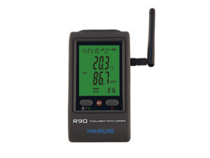 R90TH-W wifi temperature humidity logger