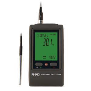 R90ET-U temperature logger external sensor